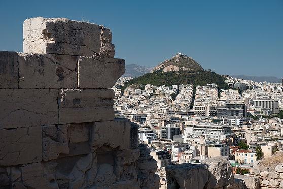 Athens Skyline, Acropolis, Parthenon