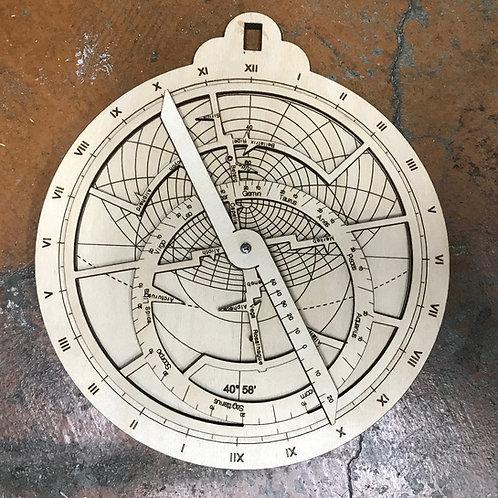 Astrolabe Kit - Custom Location