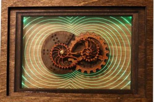 Nautilus Motorized Decorative Wall Box