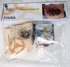 Motorized Kit for Nautilus Gears