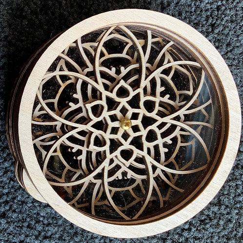 Rose Mandala Spinner Kit