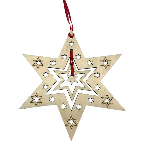 Star Ornament Kit