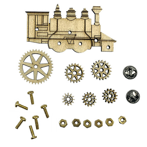 Train Pin Kit