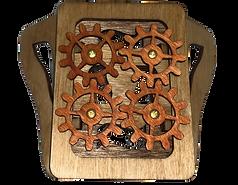 Kinetic Mask Pin