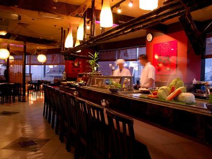 Faza 3 : Bary, kawiarnie, restauracje, kluby nocne i hotele