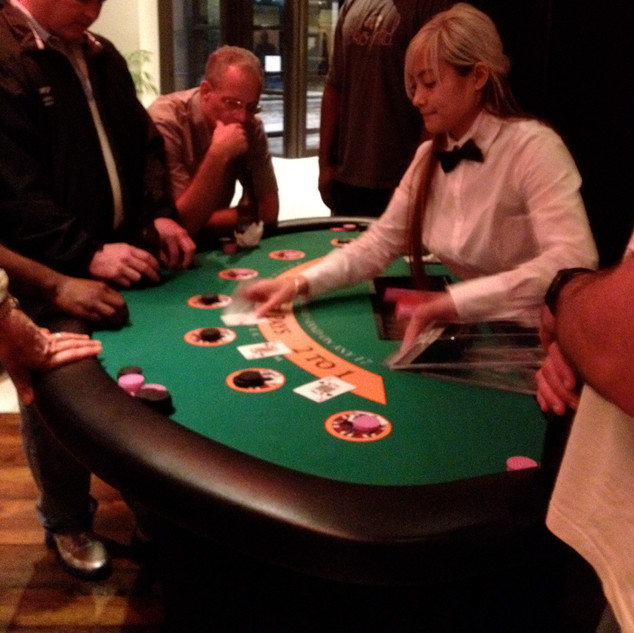 Blackjack - Schluberger