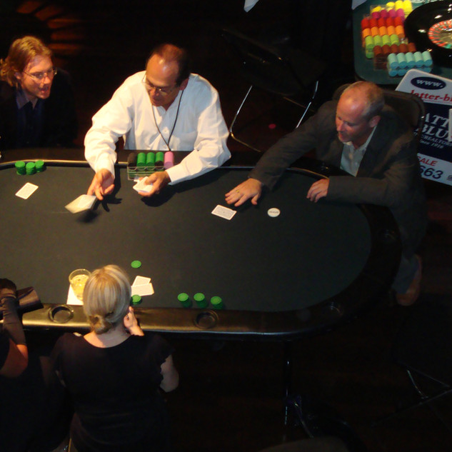 Poker - Generations Hall