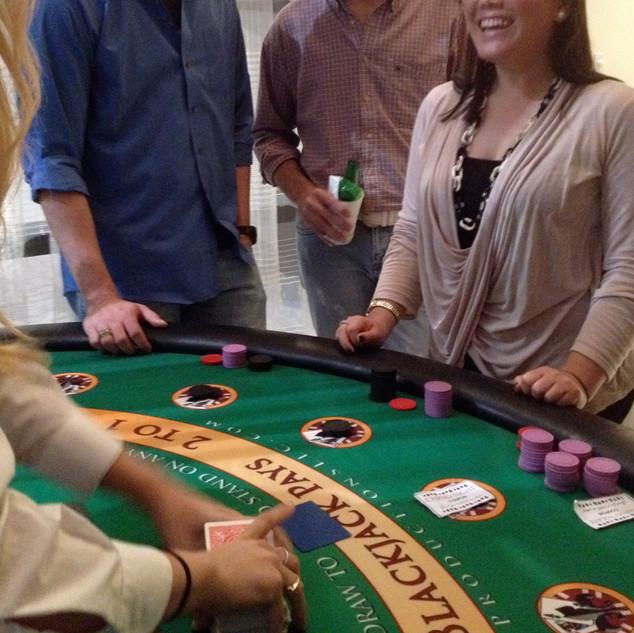 Blackjack - Sheraton Hotel