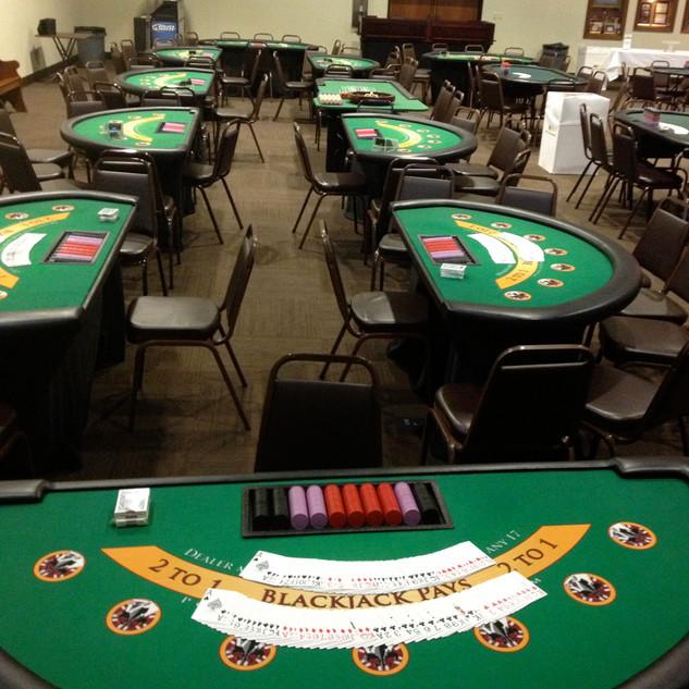 Blackjack Pit - Southeaster University