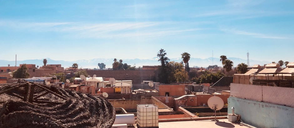 Cestopis: Marokem kolem dokola