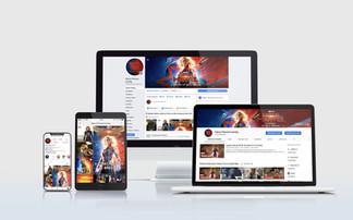 Pro největšího českého filmového distributora jsme připravili kampaně k filmům jako jsou Star Wars, Avengers, Blade Runner 2044, Příchozí a další