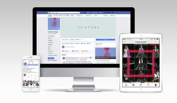 Správa firemních profilů FB a IG: The Store Prague – Butik s luxusní módou světových mol