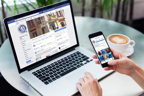 Správa firemních profilů FB a IG: Modrý Zub - sít thajských restaurací vPraze
