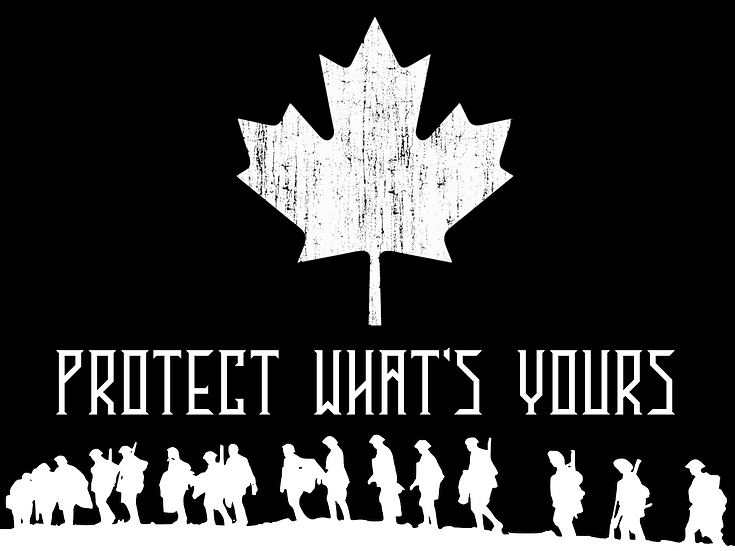 Protect What's Yours Stickers