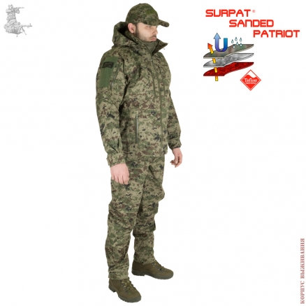 SURPAT PATRIOT Membrane Jacket