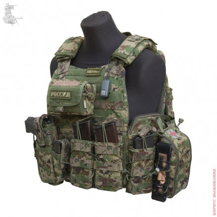 ASPIS SIMPLEX Tactical Plate Carrier