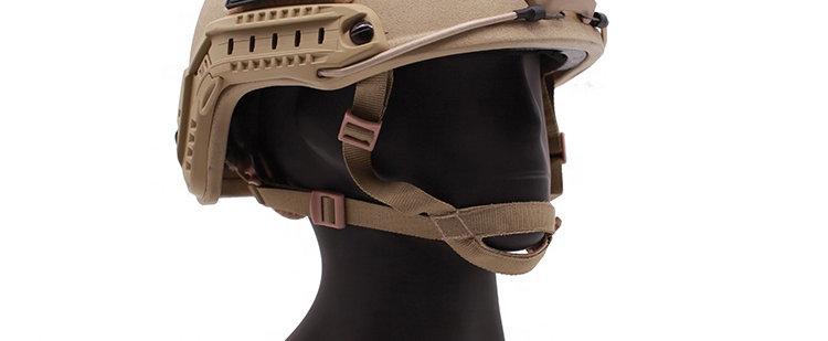 Ballistic Helmet FAST Level IIIa