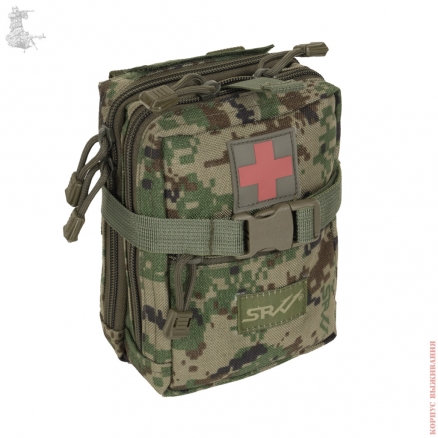 Quick Release First Aid Pouch Large SURPAT