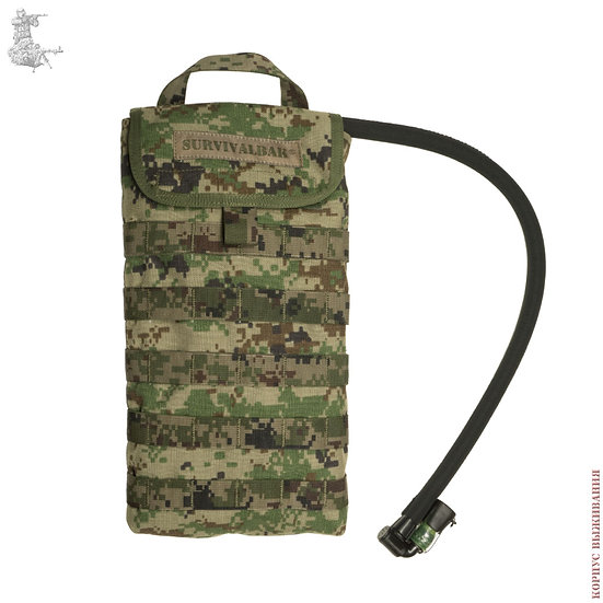 SURVIVALBAK 2L Soft Water Reservoir SURPAT