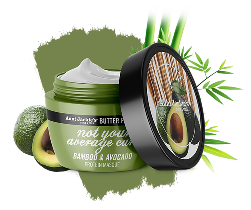Not Your Average Curl - Bamboo & Avocado Protein Masque