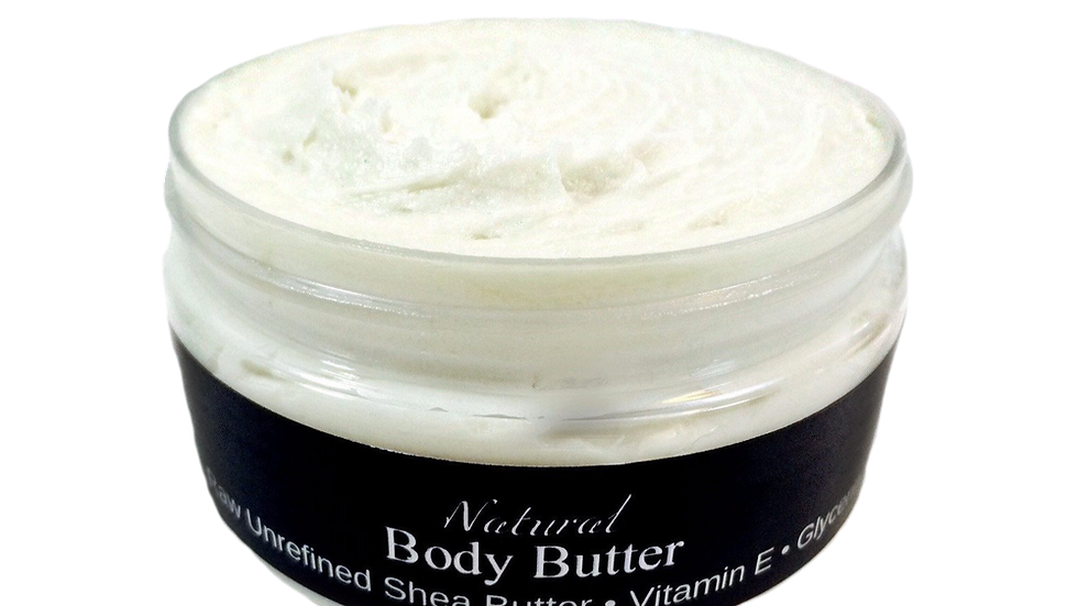 4 oz Unscented Body Creme