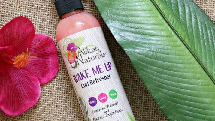 Wake Me Up Curl Refresher 8 oz