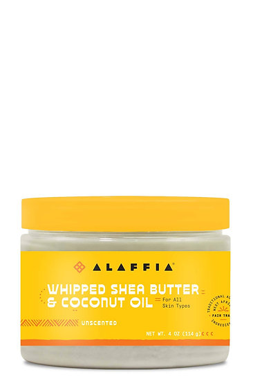 Whipped Shea Butter & Coconut Oil 4oz