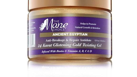 Ancient Egyptian 24 Karat Gold Twisting Gel