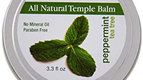 Peppermint Tea Tree Temple Balm