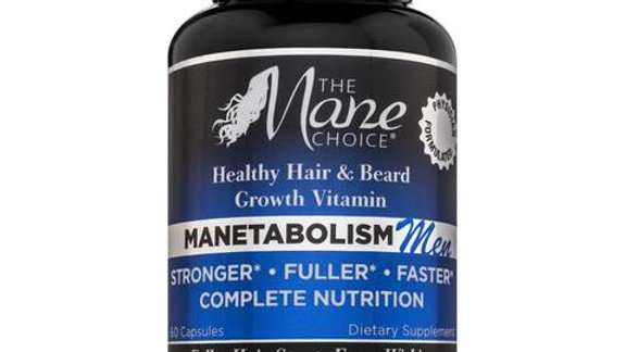 Manetabolism MEN Vitamins (GMO FREE)