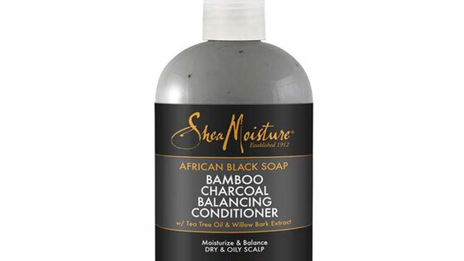 African Black Soap Bamboo Charcoal Deep Balancing Conditioner