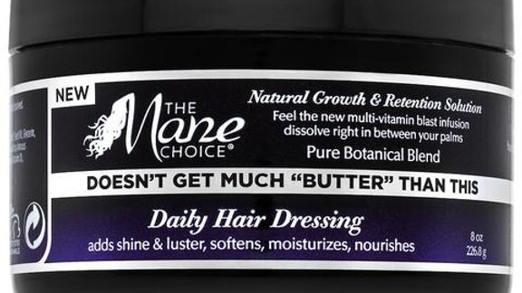 """Doesn't Get Much """"BUTTER"""" Than This Daily Hair Dressing"""