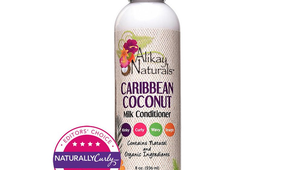 Caribbean Coconut Milk Conditioner 8 oz