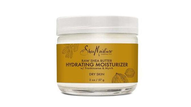Raw Shea Butter Hydrating Moisturizer