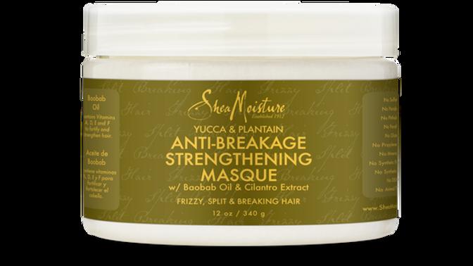 Yucca & Plantain Anti-Breakage Strengthening Masque