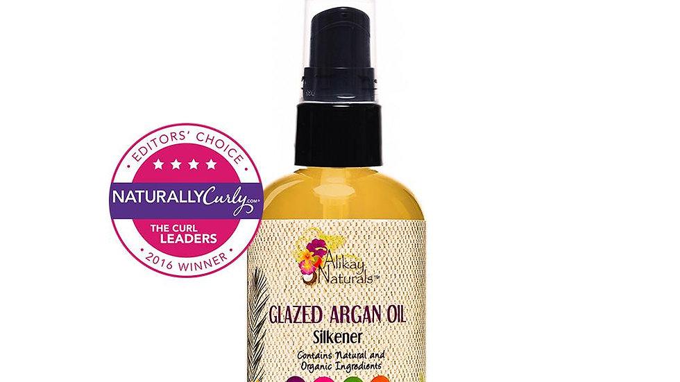Glazed Argan Oil Silkener