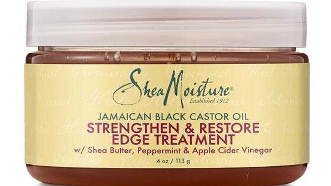 Jamaican Black Castor Oil Style & Smooth Edge Treatment Gel