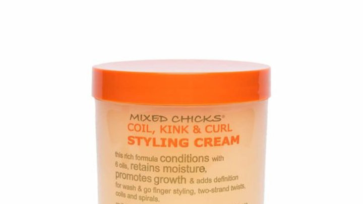 Coil, Kinks & Waves Styling Cream