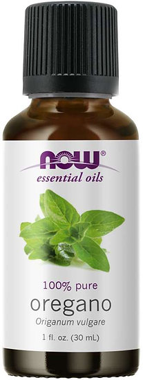 100% Pure & Natural Oregano Oil