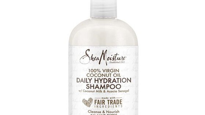 100% Virgin Coconut Oil Daily Hydration Shampoo