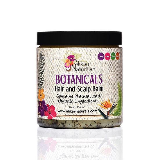 Botanicals Hair And Scalp Balm 8oz