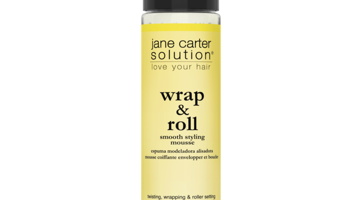 Wrap & Roll Smooth Styling Mousse 8 oz