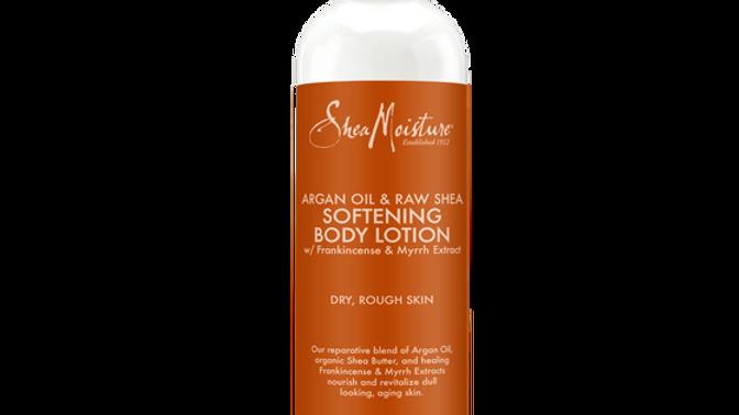 Argan Oil & Raw Shea Butter Body Lotion