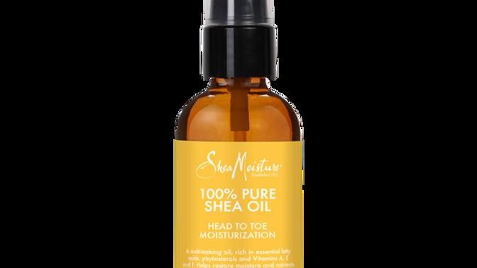 100% Pure Shea Oil