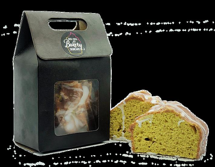 Iced Lemon Pound Cake Soaps