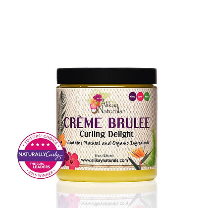 Creme Brulee Curling Delight 8oz