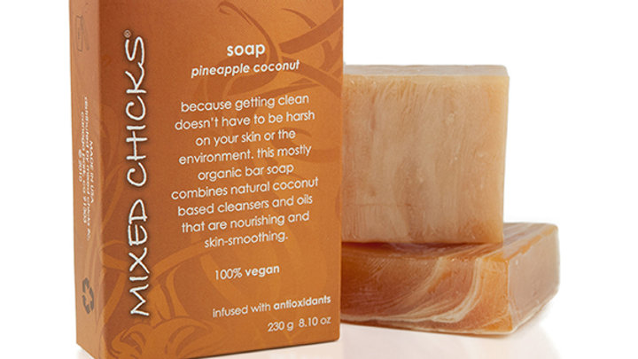 Pineapple Coconut Bar Soap