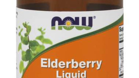 Elderberry Liquid for Kids - 8 fl. oz.