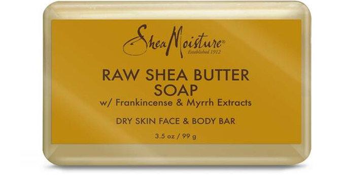 Raw Shea Butter Face & Body Bar Soap