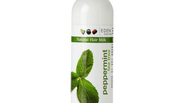 Peppermint Tea Tree Hair Milk